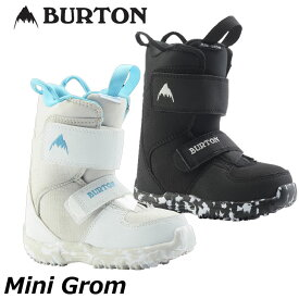 19-20 BURTON バートン キッズ ブーツ 【Mini Grom 】 ship1