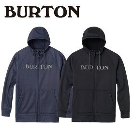 18-19 BURTON バートン 撥水 パーカー MENS 【Burton Crown Bonded Full-Zip Hoodie JPN】 JAPANカラー【返品種別OUTLET】
