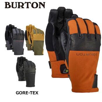 18-19Burtonバートングローブゴアテックス[ak]GORE-TEXClutchGlove