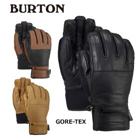 18-19 Burton バートン グローブ ゴアテックス Gondy GORE-TEX Leather Glove【返品種別OUTLET】