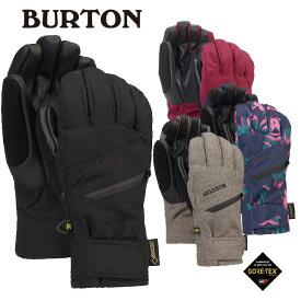 19-20 BURTON バートン レディース グローブ Women's Burton GORE-TEX Under Glove グローブゴア 【返品種別OUTLET】