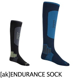 17-18 BURTON バートン MENS スノー ソックス 靴下 【Endurance Sock 】メンズ 「メール便不可」日本正規品【返品種別OUTLET】