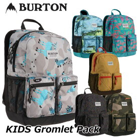 19-20 BURTON バートン キッズ リュック FALL WINTER KIDS GROMLET PACK バッグ