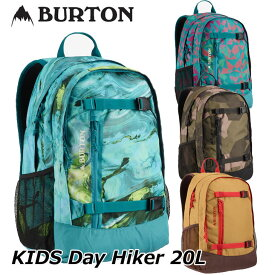 19-20 BURTON バートン キッズ リュック FALL WINTER KIDS Day Hiker 20L Backpack バッグ【返品種別OUTLET】