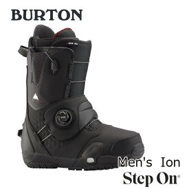 19-20 BURTON バートン ステップオン ブーツ Mens メンズ Ion Step On Snowboard Boot 【日本正規品】【返品種別OUTLET】 ship1