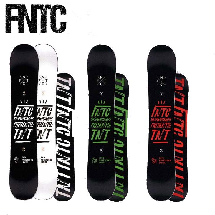 18-19 FNTC (エフエヌティーシー )【TNT 】スノーボード 板 snow board ship1