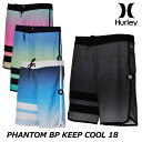 HURLEY ハーレー メンズ サーフパンツ PHANTOM BP KEEP COOL 18 (CJ5050 )【返品種別OUTLET】