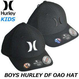 HURLEY ハーレー キッズ キャップ BOYS DF OAO HAT (AO4101) 【返品種別OUTLET】