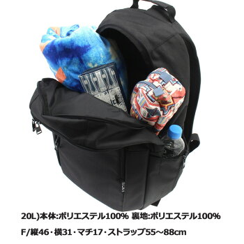 ROXYロキシーリュックバックパック【GOOUT】20Lレディースバッグ2018春夏