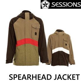 20-21 SESSIONS セッションズ SPEARHEAD JACKET スピアヘッド ジャケット ship1