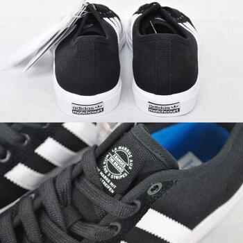 adidasスケートシューズアディダス【MATCHCOURTRX】マッチコート【BY3201】黒シューズスニーカースケシュー【あす楽_年中無休】