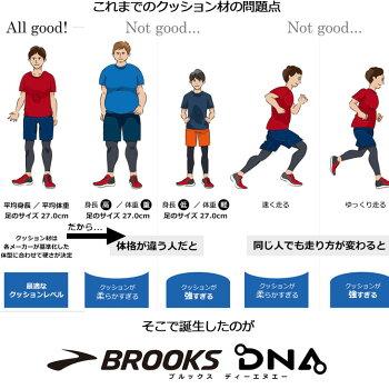 BROOKSブルックスゴースト【GHOST10】メンズランニングシューズワイズ:D