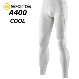 SKINS スキンズ A400 ULTIMATE メンズ クールロングタイツ (19SS)DU86010050