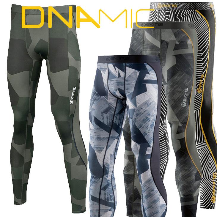 skins DNAmic スキンズ メンズ ロングタイツ シーズン限定カラー【正規品】