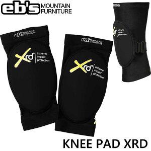 エビス 20-21 ebs スノーボード プロテクター KNEE PAD XRD 膝 保護