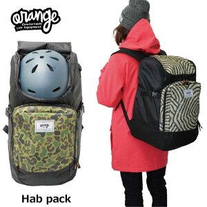 ORANGE (オレンジ ) 18-19 モデル ORAN'GE ブーツケース 【#040123】Hab pack】ハブパック【返品種別OUTLET】
