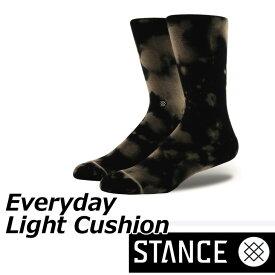 STANCE スタンス ソックス カジュアル 【EVERYDAY Light Cushion 】 クルー ふくらはぎ丈「メール便」