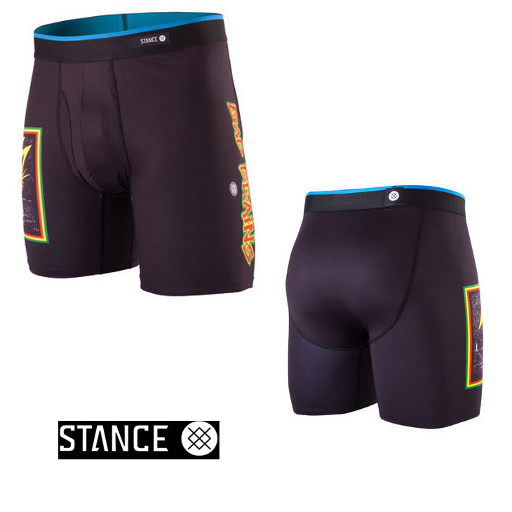 STANCE スタンス ボクサーパンツ 【BOXER BRIEF 】 poly blend 【箱をたたんでメール便可】