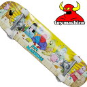 スケートボード コンプリート TOY MACHINE トイマシーン LAST SUPPER 7.75 完成品スケボー SKATE COMPLETE