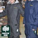 FORESTIN GEAR フォレスティン ギア メンズ 16-17モデル【FGRO16-01 】 つなぎ ワンピース デニムワークウエア スノー…