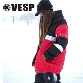 19-20 VESP ベスプ メンズ ウェアー 【VPMJ19-04 】STAND COLLARATHLE LIGHT JACKET SNOW WEAR ship1