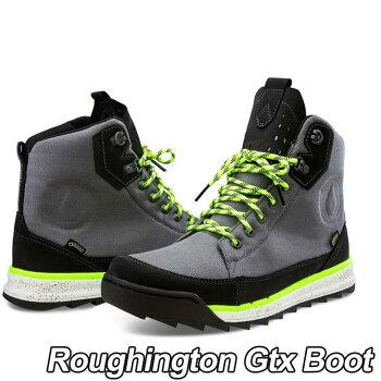 volcomボルコムスニーカーメンズ【新作】【RoughingtonGtxBoot】カラー【BLACKCOMBO】ヴォルコムシューズ靴【あす楽_年中無休】