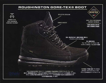 volcomボルコムスニーカーメンズ【新作】【RoughingtonGtxBoot】カラー【MIDNIGHTBLUE】ヴォルコムシューズ靴【あす楽_年中無休】
