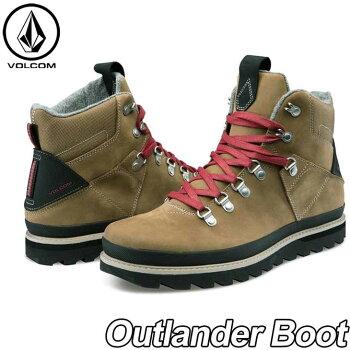 volcomボルコムスニーカーメンズ【新作】【OutlanderBoot】カラー【VINTAGEBROWN】ヴォルコムシューズ靴【あす楽_年中無休】