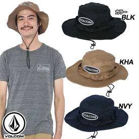 アドベンチャーハット ボルコム メンズ 【Old Patch Adventure Hat 】VOLCOM バケットハット 帽子 【返品種別OUTLET】