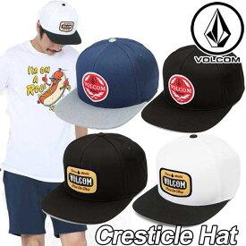 volcom キャップ ボルコム メンズ 【Cresticle Hat 】VOLCOM CAP 帽子 メール便不可【返品種別OUTLET】