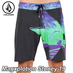 volcom ボルコム メンズ サーフパンツ 海パン 水着 【Magxplotion Stoney 19 】19インチ LENGTH VOLCOM ボードショーツ 【返品種別OUTLET】