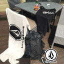 volcom JapanLimited ボルコム タオル メンズ 【Brand Beach Towel 】ビーチタオル VOLCOM ヴォルコム 【あす楽_年中...