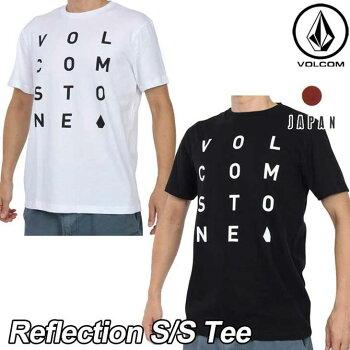 volcomJapanLimitedボルコムtシャツメンズ【ReflectionS/STee】半そでVOLCOMヴォルコム【あす楽_年中無休】【メール便可】