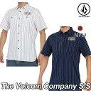 volcom Japan Limited ボルコム シャツ メンズ 【The Volcom Company S/S 】半そで VOLCOM ヴォルコム 【あす楽_年中…