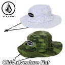 volcom Japan Limited キャップ ボルコム メンズ 【Old Adventure Hat 】VOLCOM CAP ヴォルコム 帽子 【あす楽_年中無…