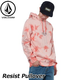 volcom ボルコム パーカー Resist Pullover メンズ A4131809 【返品種別OUTLET】