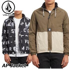 volcom ボルコム ジャケット AP Jacket メンズ A1631850 【返品種別OUTLET】