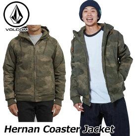 volcom ボルコム ジャケット Hernan Coaster Jacket メンズ A1731803 【返品種別OUTLET】