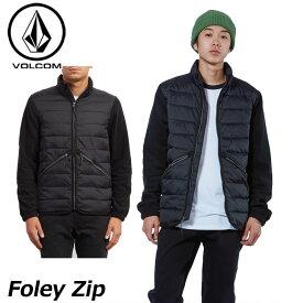 volcom ボルコム ジャケット Foley Zip メンズ A5831803 【返品種別OUTLET】