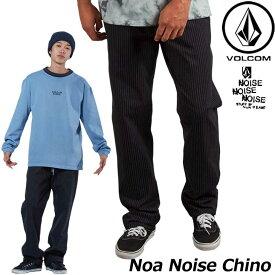 volcom ボルコム チノパンツ Noa Noise Chino メンズ A1131805 【返品種別OUTLET】