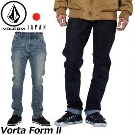 volcom ボルコム デニムパンツ Vorta Form II メンズ japan limited A19118JA 【返品種別OUTLET】