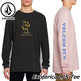 volcom ボルコム ロンT Exoterica L/S Tee メンズ 長袖 A3641804 【返品種別OUTLET】