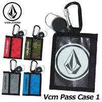 18-19volcomボルコムパスケーススノーボード【VcmPassCase1】JapanLimitedJ67519JFメール便可日本正規品予約販売品