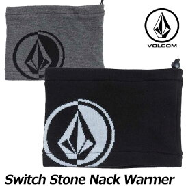 18-19 volcom ボルコム メンズ ネックウォーマー スノーボード 【Switch Stone Nack Warmer 】 JapanLimited J55519JA 【返品種別OUTLET】