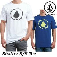 ボルコムtシャツメンズvolcom【ShatterS/STee】VOLCOMMensTティーシャツ半袖半そでメール便可