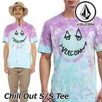 ボルコムtシャツメンズvolcom【ChillOutS/STee】VOLCOMMensTティーシャツ半袖半そでメール便可