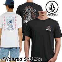 ボルコムtシャツメンズvolcom【FridazedS/STee】VOLCOMMensTティーシャツ半袖半そでメール便可