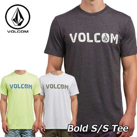 volcom ボルコム Tシャツ Bold S/S Tee メンズ 半袖 A5721808 【返品種別OUTLET】
