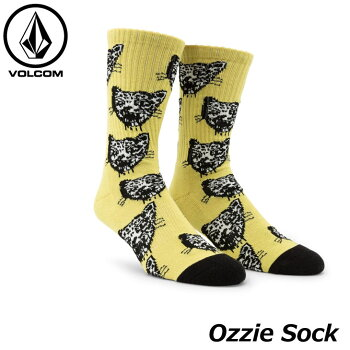 volcomボルコムソックスOzzieSock靴下D6311903