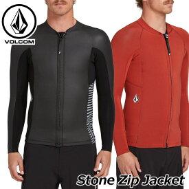 volcom ボルコム タッパー Stone Zip Jacket メンズ ウエットスーツ N1611900 2019 春 夏 新作 ship1